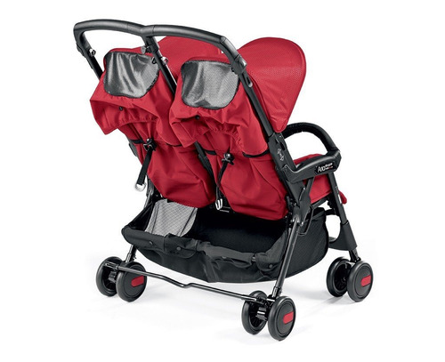 aria shopper twin-rojo peg perego