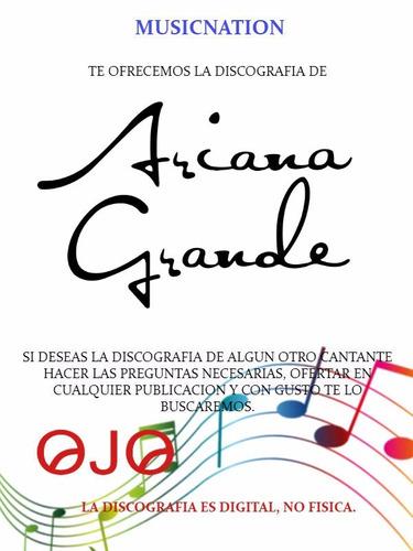 ariana grande (discografia)