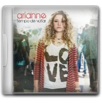 arianne - tempo de voltar - cd - mk music