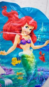 Ariel La Sirenita 1 Globo De Figura Metalizado 60 Cms Disne