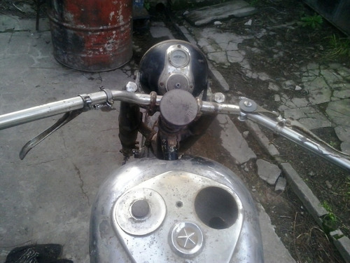 ariel twin 500 de 1948