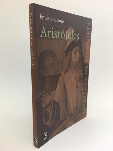aristóteles - émile boutroux
