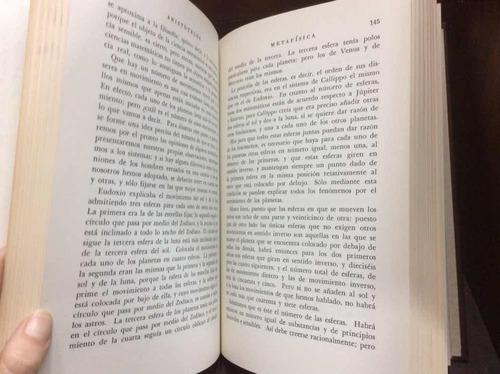 aristóteles - obras filosóficas - etica, política, poética,.