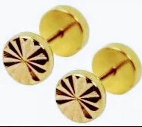 65cf00ff0e4e Aros Abridores Para Bebes Oro 18k - Aros de Oro en Mercado Libre Argentina