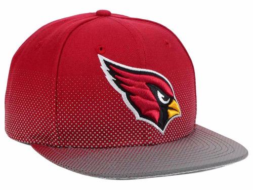 arizona cardinals new era reflectante snapback 9fifty nfl