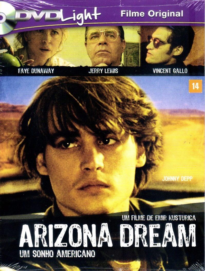Arizona Dream Um Sonho Americano Dvd Orig Novo Lacrad Dublad - R$ 33,00 em  Mercado Livre
