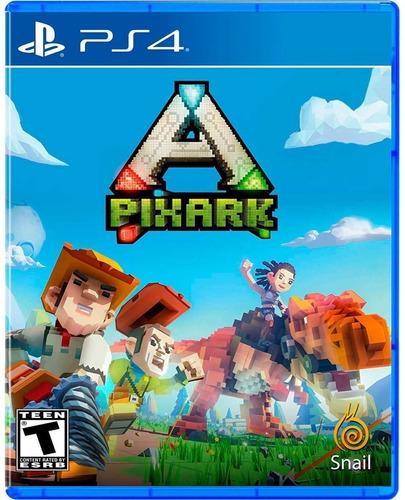 ark pixark - ps4 fisico nuevo & sellado