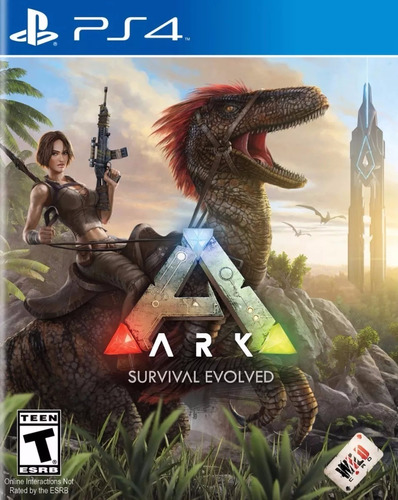 ark: survival envolved ps4 fisico envio gratis jazz pc