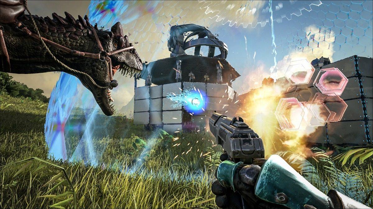 Ark Survival Evolved Aberration +juego Base+4 Dlcs-digital - $ 99.00 ...