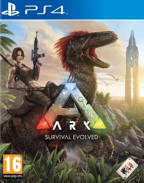 Ark Survival Evolved Juego Playstation 4 Ps4 Oferta 747 48 En