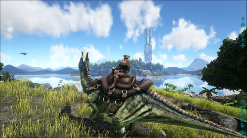 ark: survival evolved ps4 digital