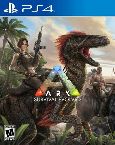 ark survival evolved - ps4 juego físico - sniper game