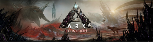 ark survival extinction +juego base+5 dlcs-digital