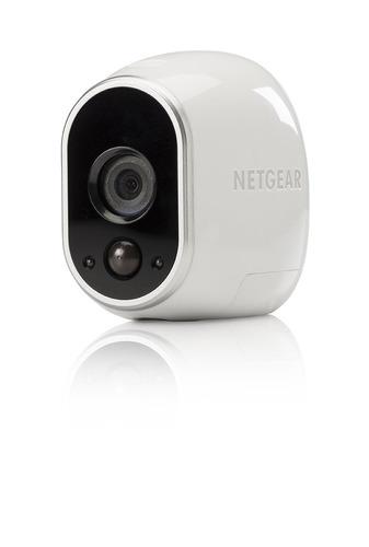 arlo by netgear security camera - cámara hd inalámbrica s