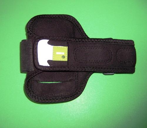arm band para realizar ejercicios para ipod y iphone