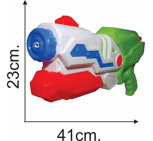 arma agua juguete pistola agua