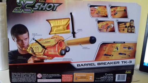 arma de brinquedo x shot mini tk-3 - candide - bonellihq l18