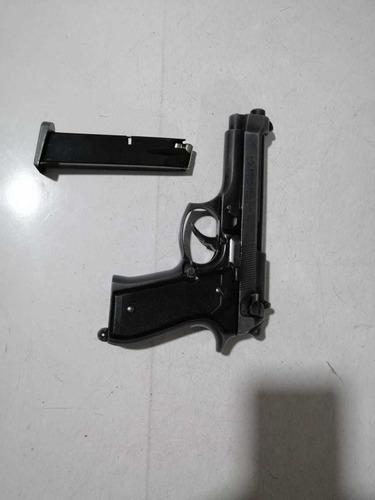 arma de fogeo 9mm