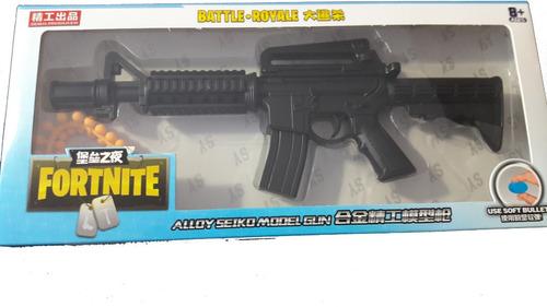 arma fortnite rifle de asalto  dispara balin varios modelos