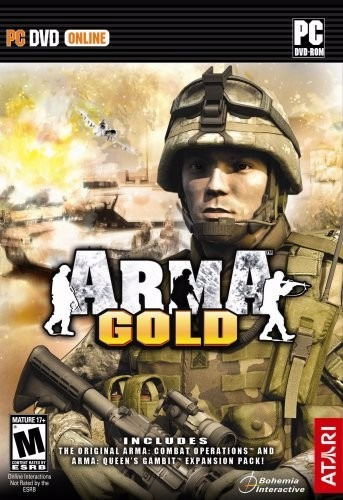 arma gold edition - pc