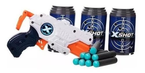 arma lanza dardo pistola x-shot mk3 18 metros