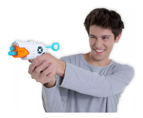 arma lanza pistola