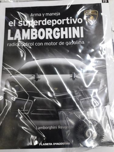 arma superdeportivo lamborghini del 1 al 16