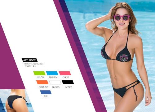 arma tu bikini cocot  cola less - vedetina - culotte - malla