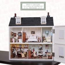 arma y decora tu casa de muñecas  salvat  varias entregas