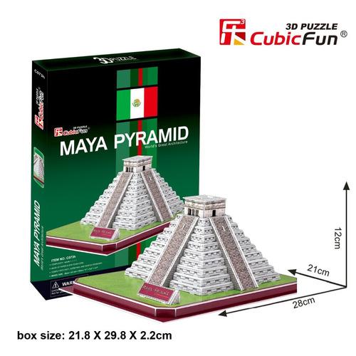 armables 3d - las piramides de egipto y otros