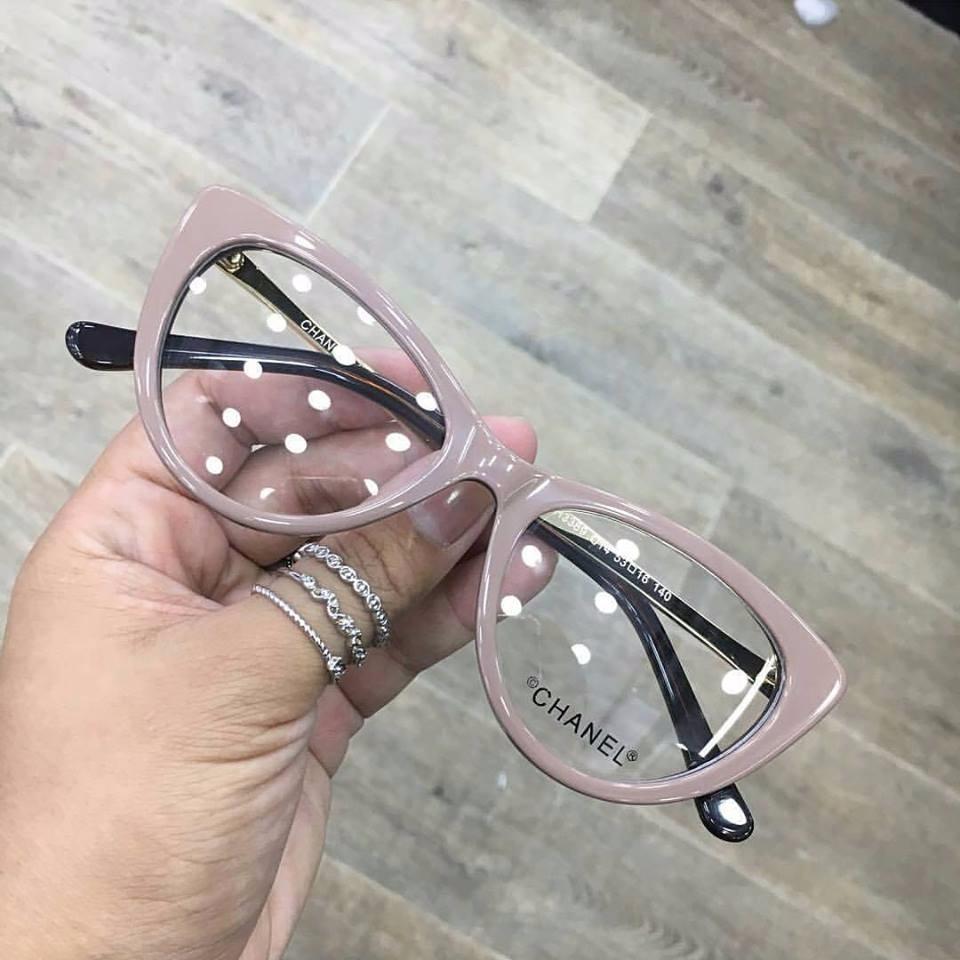 b91f3f90f Armaçao De Grau Chanel Novo Nude Envio Imediato -cn503 - R$ 139,90 ...