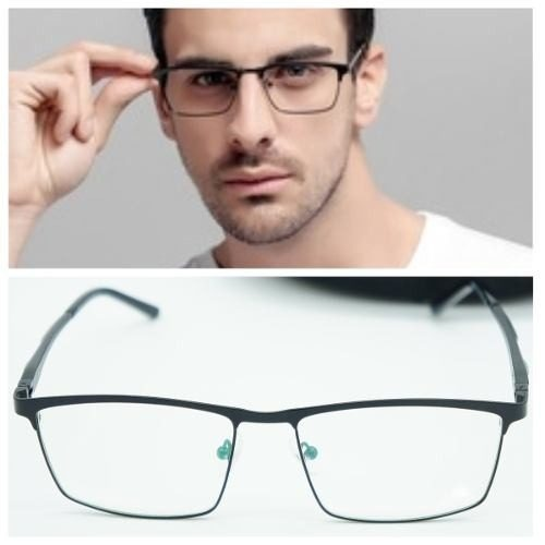 a3db469907103 Armacao De Oculos De Grau Masculino Barato Ray Ban Preto - R  120,00 ...