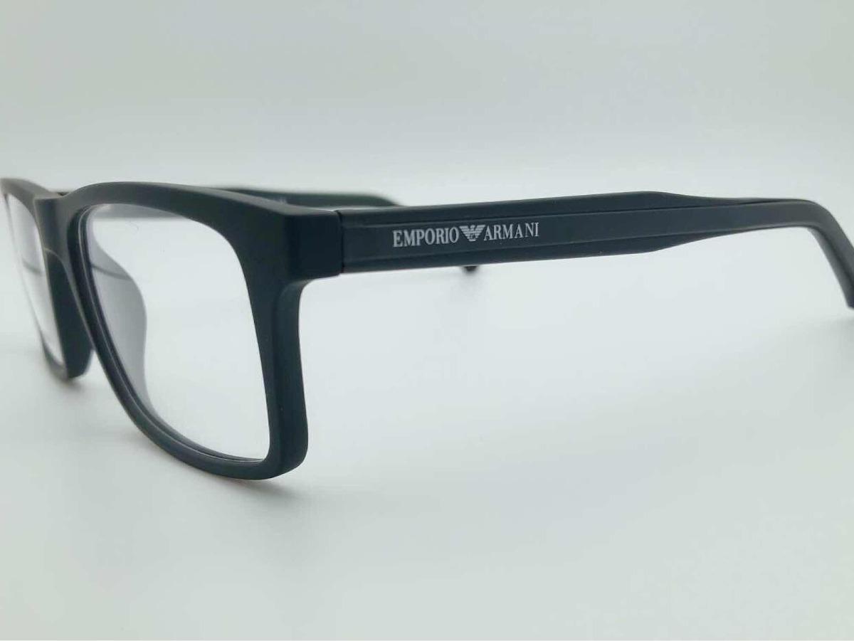0373435ab7688 armaçao masculino óculos armani promoção quadrado acetato. Carregando zoom.