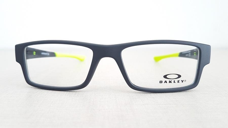 bdb9bc4db1dcb armacao oakley airdrop xs infantil oy8003 satin black retina. Carregando  zoom.
