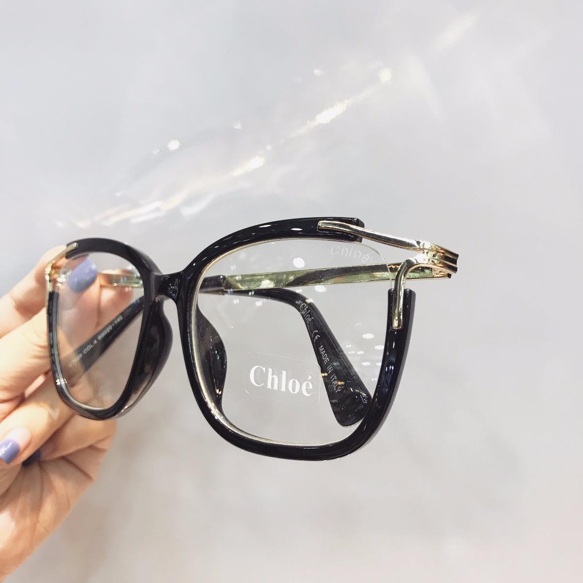 38afec7f91bdd armacao oculos chloe feminino importado tartaruga-promoção. Carregando zoom.