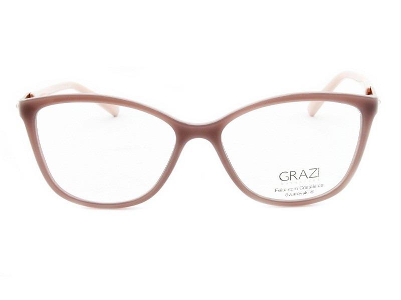 f0dbc6ba342f9 armacao óculos de grau feminino grazi massafera gz3022b e102. Carregando  zoom.