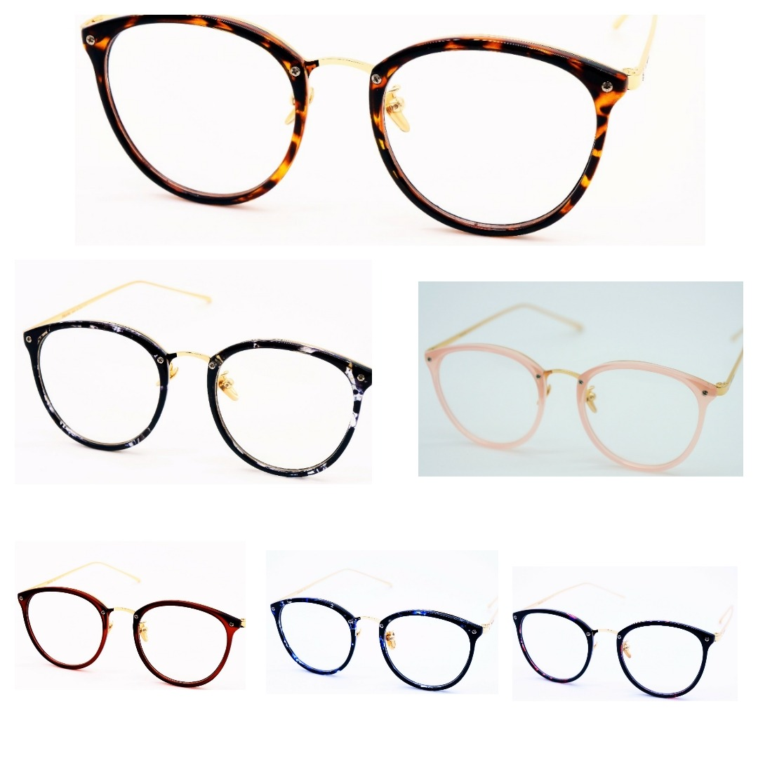 cb3a7bc02561e ... e81b4d33708 armacao oculos de grau feminino redondo marrom onçinha  prada. Carregando zoom.