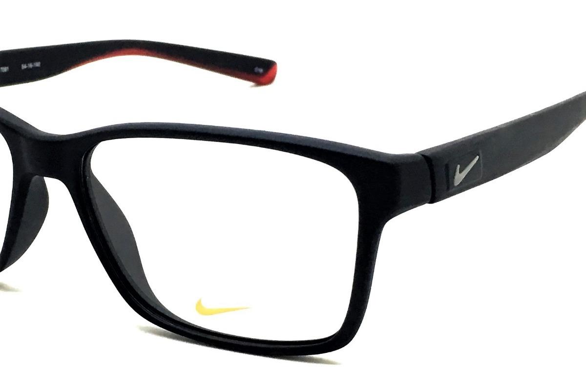 armacao oculos de grau masculino original nk7091 live free. Carregando zoom. 73e46f9531