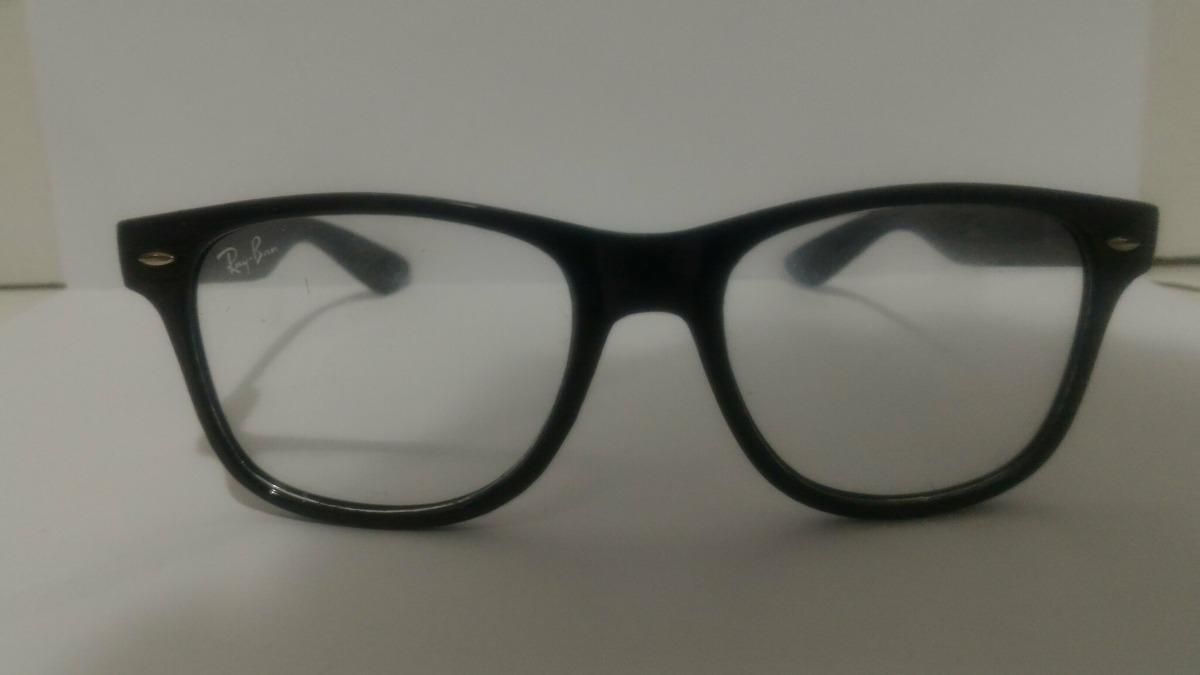 8707ddb77845a Armacao Oculos De Grau Retro Wayfarer Novo - R  40
