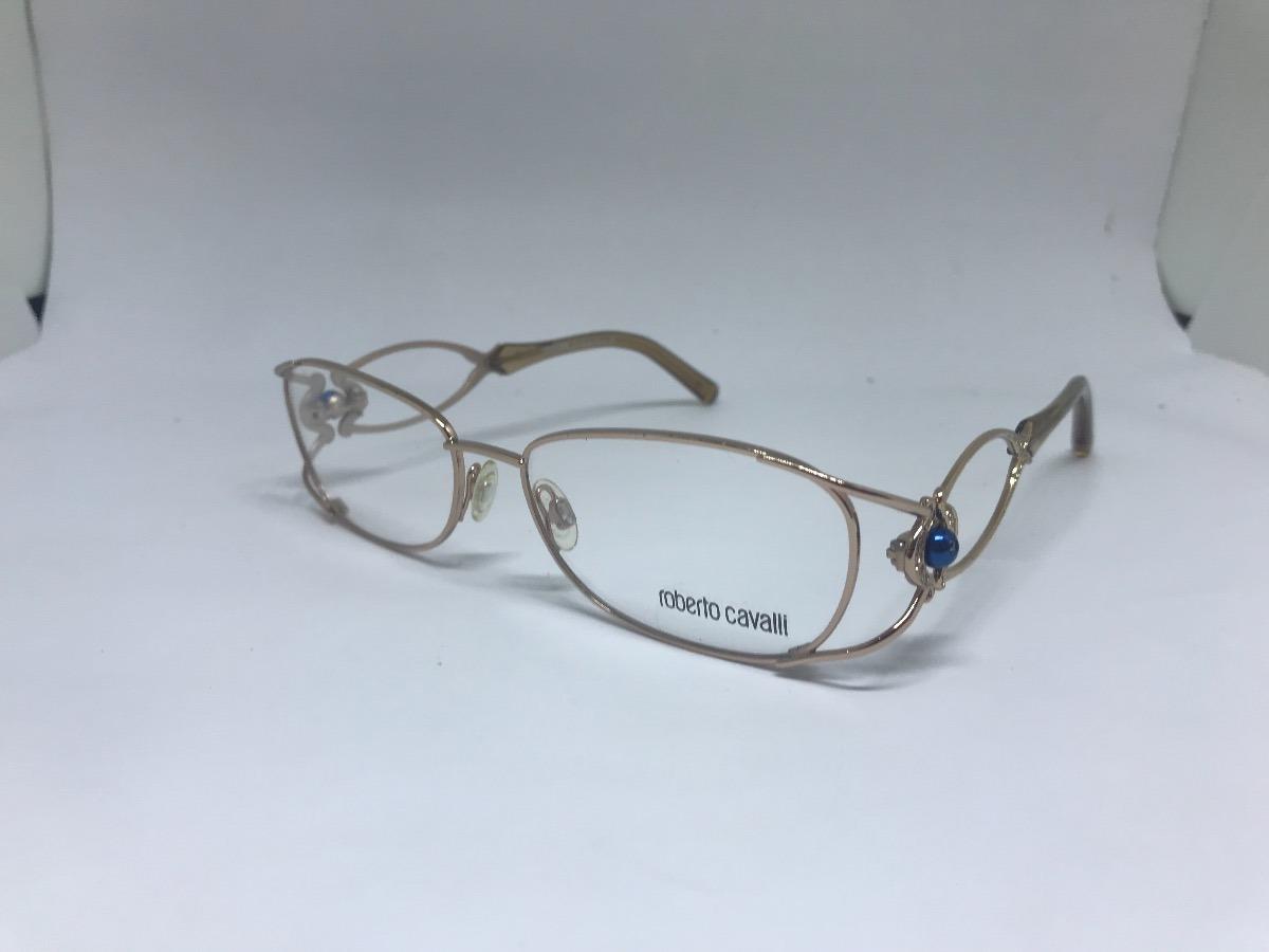 Armaçao Oculos De Grau Roberto Cavalli Modelo Tiglio - R  299,00 em ... 649acb8cc8