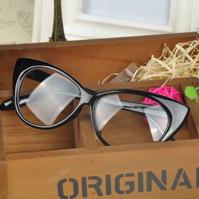 6e7a62db44602 armacao oculos feminino barato gatinho vintage p. entrega. Carregando zoom.