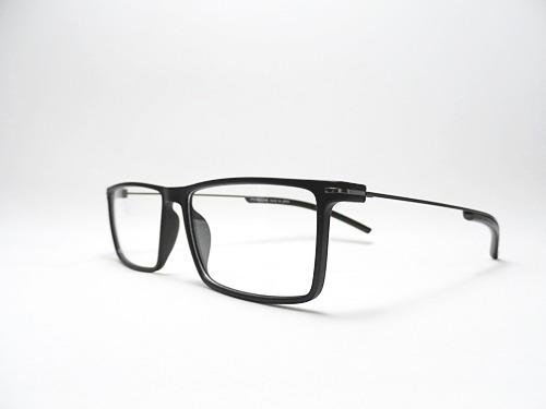 fe1c90cbeed37 Armacao Oculos Grau Acetato Masculino Preto Quadrado Moderno - R  89 ...