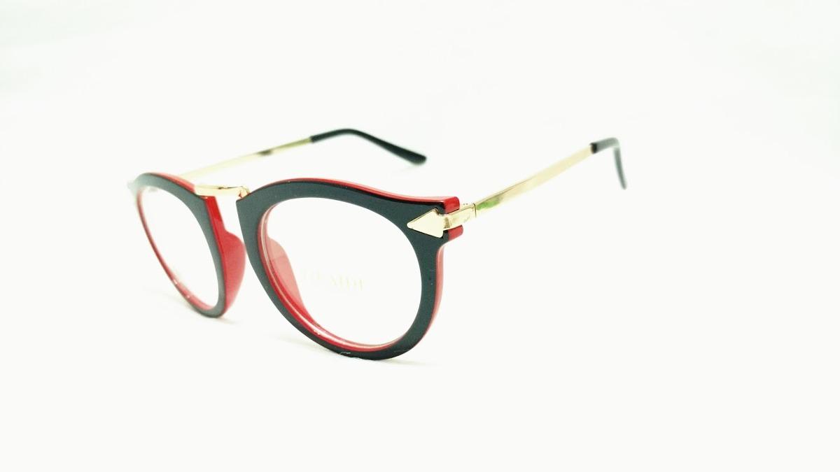 b767fe4e50d2e armacao oculos lentes s grau feminino haste dourada promocao. Carregando  zoom.