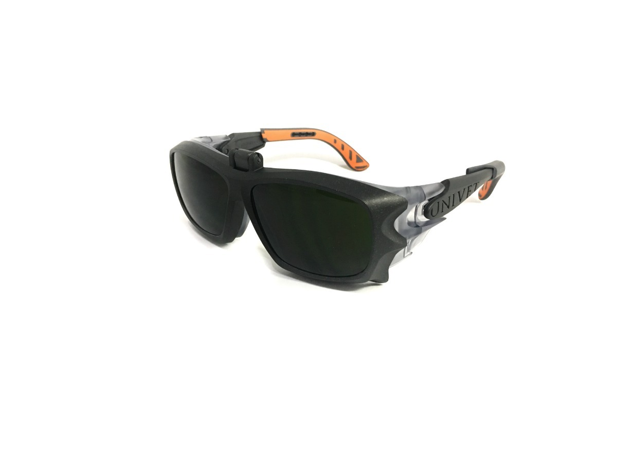 1050fc2d97352 armacao oculos protecao para colocar grau grau + clipon ir05. Carregando  zoom.