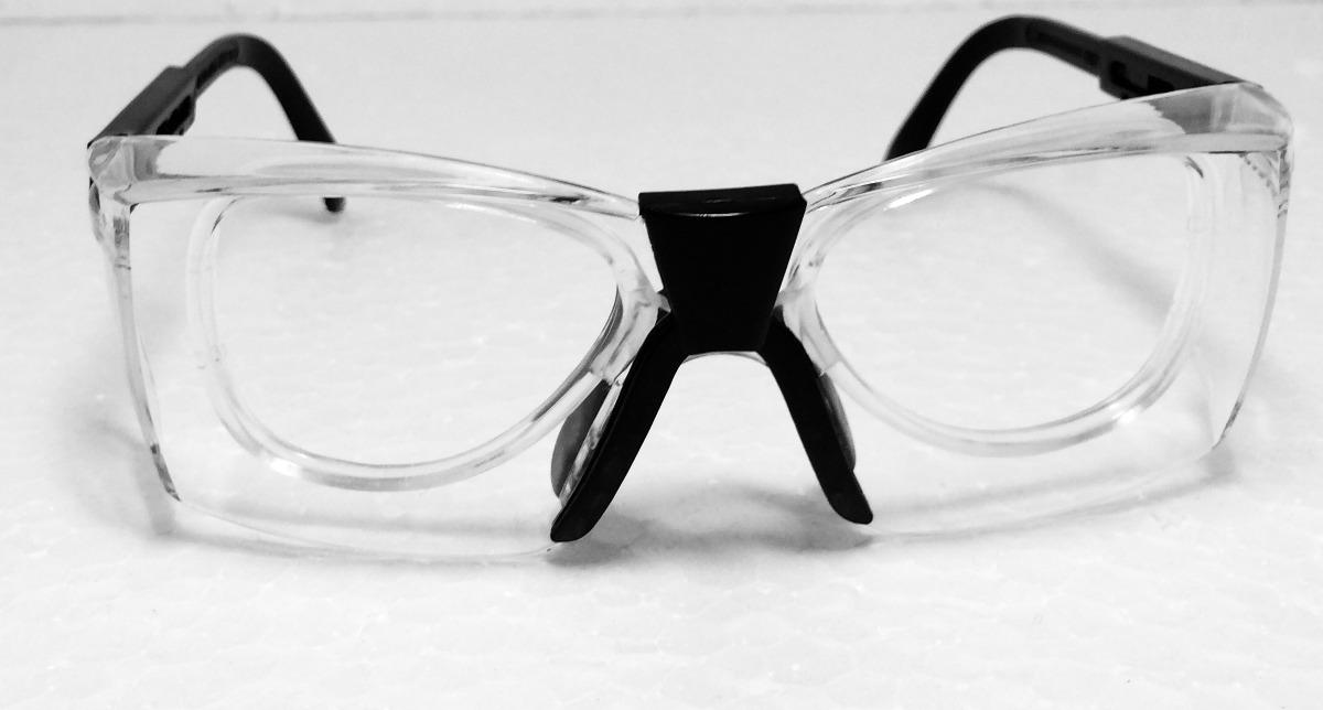 Armacao Oculos Seguranca Lentes De Grau Esporte - R  77,21 em ... cecbf04490