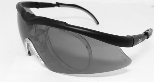 armacao oculos seguranca para lente de grau msa gull