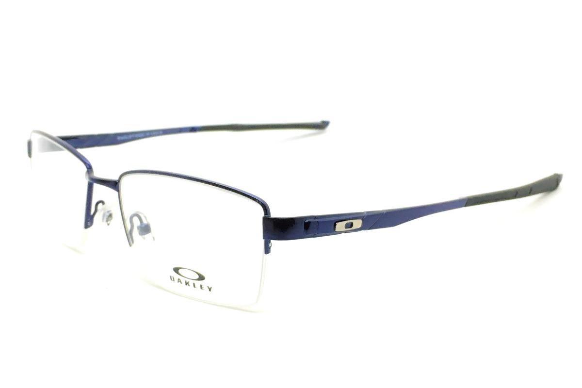 19423b5c4 armacao p/ oculos de grau oakley ox5088 titanium masculino. Carregando zoom.