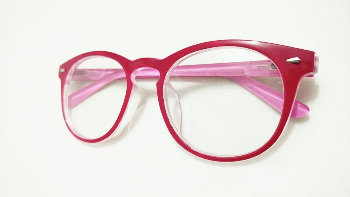 e60ea8c1b650c Armacao P oculos Feminino Moda Retro Redondo Promocao - R  14,90 em ...