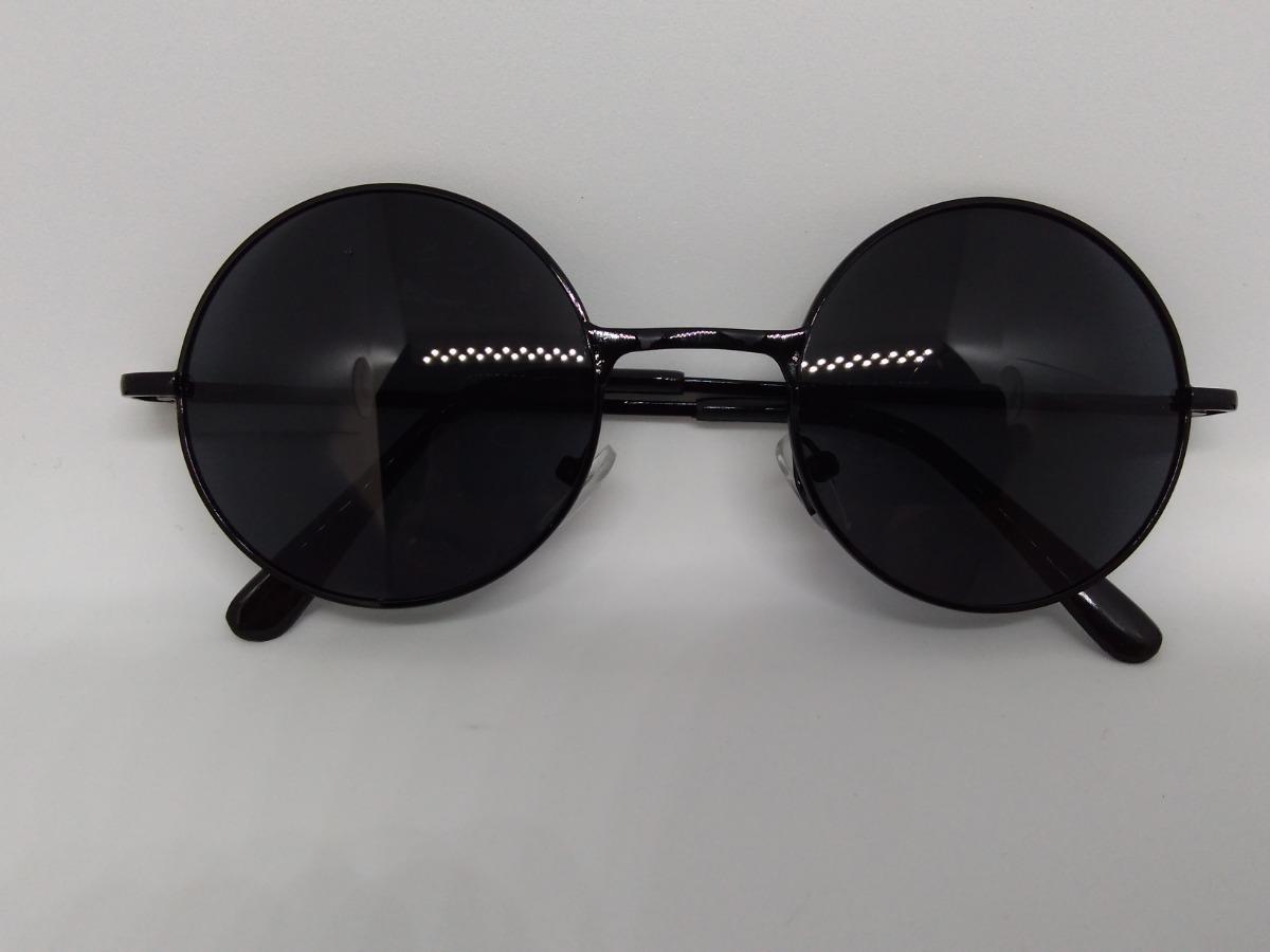 Armação 4,5cm Redonda P  Óculos De Grau Retro Vintage Geek - R  36 ... 89c99dc322