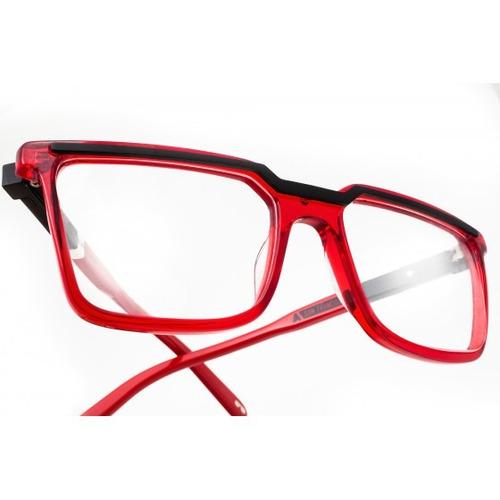 armação absurda san francisco 255202152 vermelho - refinado